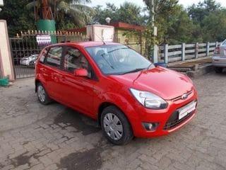 2010 Ford Figo Petrol ZXI