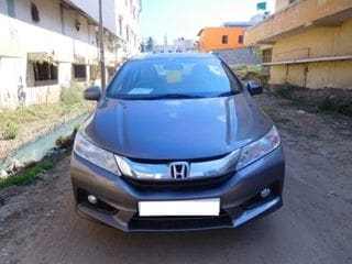 2015 Honda City i-DTEC V