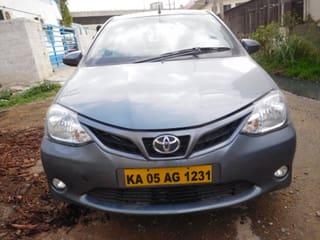 2016 Toyota Etios Liva 1.2 G