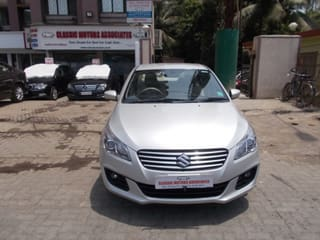 2016 Maruti Ciaz AT VXi Plus