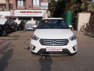 2017 Hyundai Creta 1.6 VTVT SX Plus Dual Tone