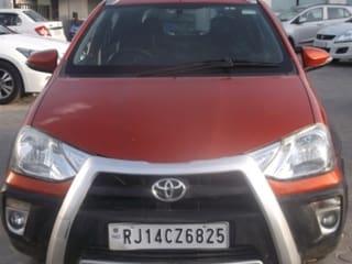 2015 Toyota Etios Cross 1.4L VD