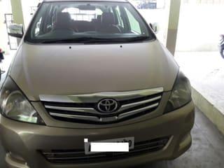 2010 Toyota Innova 2.5 VX (Diesel) 7 Seater