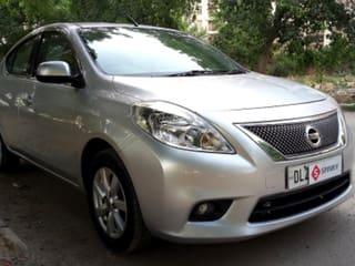 2014 Nissan Sunny 2011-2014 XV