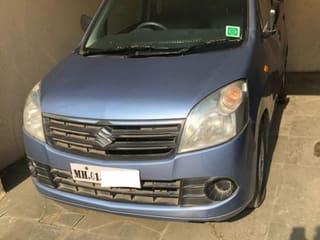 2011 Maruti Wagon R LXI Optional