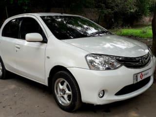 2012 Toyota Etios G Safety