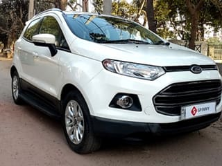 2014 Ford EcoSport 1.5 Ti VCT AT Titanium BE
