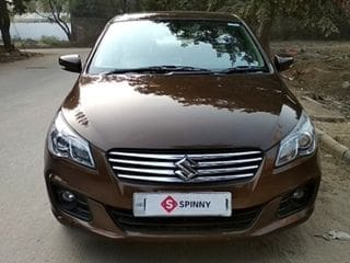 2015 Maruti Ciaz AT VXi Plus