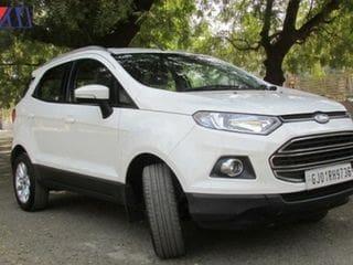 2015 Ford EcoSport 1.5 Ti VCT MT Titanium BE