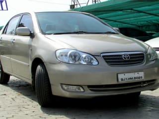 2007 Toyota Corolla H3