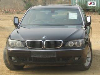 2009 BMW 7 Series 2007-2012 730Ld