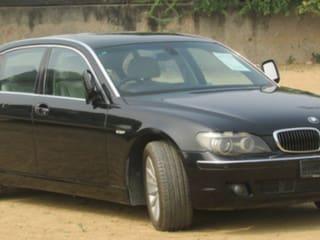 2009 BMW 7 Series 730Ld Sedan