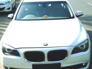 2012 BMW 7 Series 2007-2012 730Ld