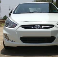 2013 Hyundai Verna CRDi 1.6 SX