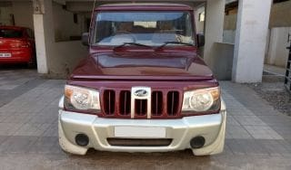 Mahindra Bolero SLX 2WD BSIII