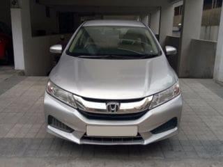 2015 Honda City V MT