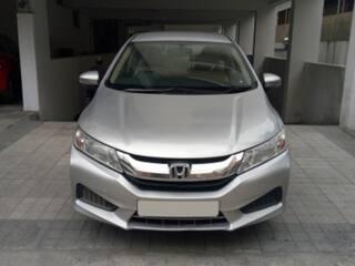 2015 Honda City i VTEC SV