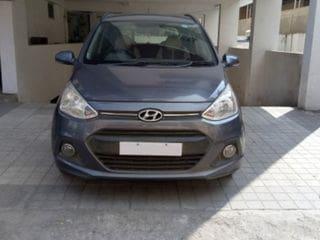2014 Hyundai Grand i10 1.2 CRDi Sportz