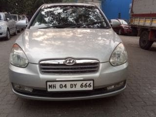 2009 Hyundai Verna CRDi 1.6 AT SX Plus