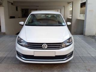 2016 Volkswagen Vento 1.2 TSI Highline Plus AT