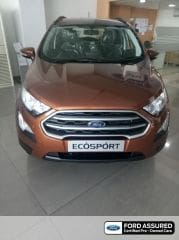 2018 Ford EcoSport 1.5 TDCi Trend Plus