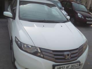 2009 Honda City i-VTEC CVT V