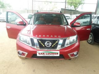 2013 Nissan Terrano XL 85 PS