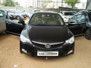 Honda civic used car price in hyderabad