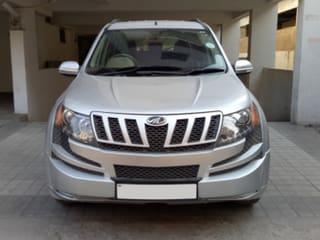 2014 Mahindra XUV500 W4