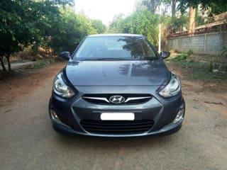 2015 Hyundai Verna 1.6 SX