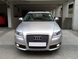 2011 Audi A6 35 TDI Matrix
