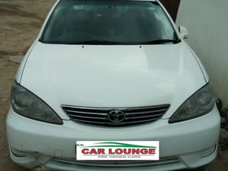 2004 Toyota Camry M/t
