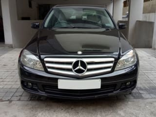 2011 Mercedes-Benz New C-Class 200 K AT