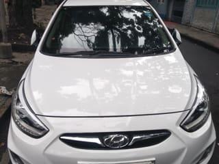 2014 Hyundai Verna 1.6 SX CRDI (O) AT