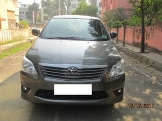 2012 Toyota Innova 2.5 G (Diesel) 7 Seater BS IV