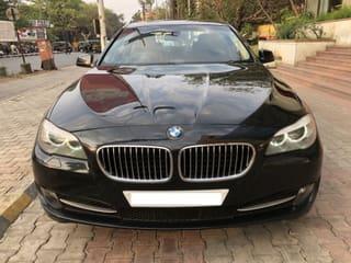 2013 BMW 5 Series 525d Sedan