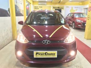 2016 Hyundai Grand i10 Asta Option AT
