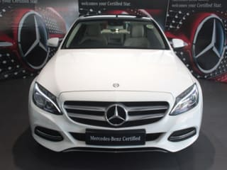 2015 Mercedes-Benz C-Class C 220 CDI BE Avantgarde