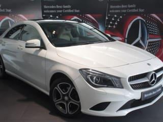 2016 Mercedes-Benz CLA 2015-2016 200 Sport Edition
