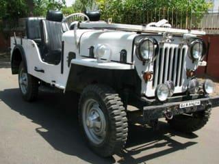 1985 Mahindra Jeep 2.5L
