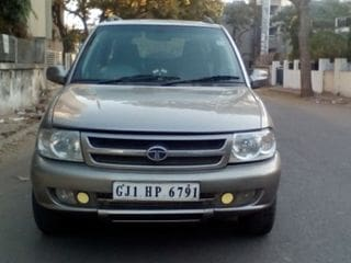 2008 Tata New Safari Dicor VX 4X2