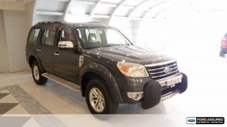 2011 Ford Endeavour 3.2 Titanium AT 4X4