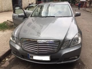 2010 Mercedes-Benz E-Class E250 CDI Blue Efficiency