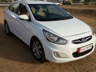 2012 Hyundai Verna 1.6 CRDi SX