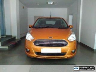 Ford Figo 1.2P Titanium Opt MT