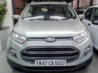 Ford Ecosport 2013-2015 1.5 Ti VCT AT Titanium & 155 Used Ford cars in Chennai Tamil Nadu (With Offers Now ... markmcfarlin.com