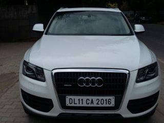2012 Audi Q5 2.0 TDI Premium Plus