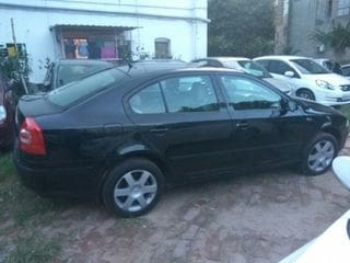 2008 Skoda Laura L and K MT