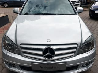 2009 Mercedes-Benz C-Class C 220 CDI Elegance AT