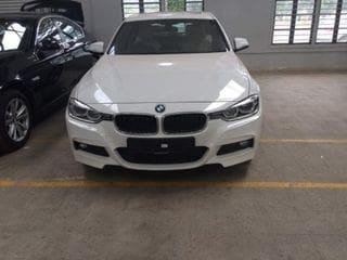 2015 BMW 3 Series 320d Sport Line